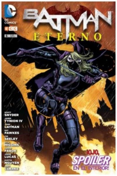 Comic Batman Eterno Núm. 06