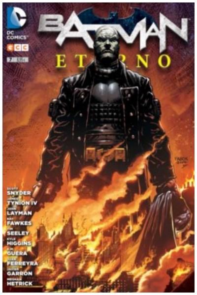 Comic Batman Eterno Núm. 07