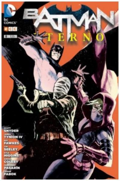Comic Batman Eterno Núm. 08