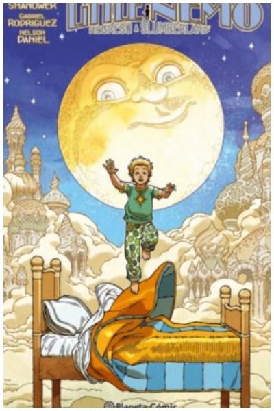 Comic Little Nemo Regreso A Slumberland