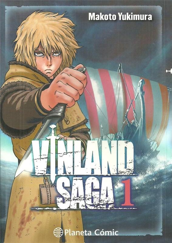 Manga Vinland Saga 01 (Sin Sobrecubierta)