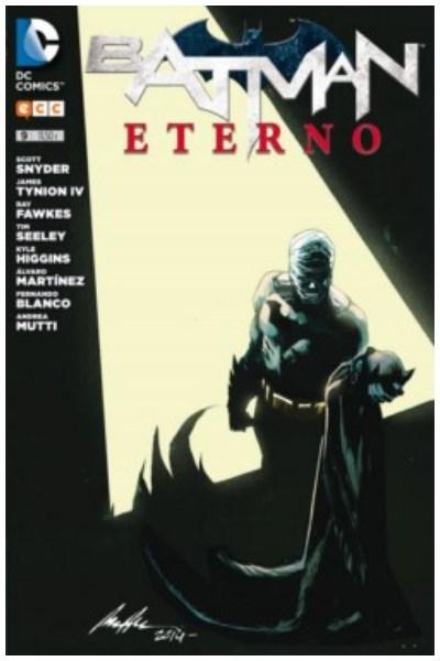 Comic Batman Eterno Núm. 09