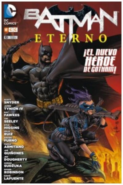 Comic Batman Eterno Núm. 10