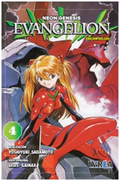 Manga Evangelion Edicion Deluxe 04