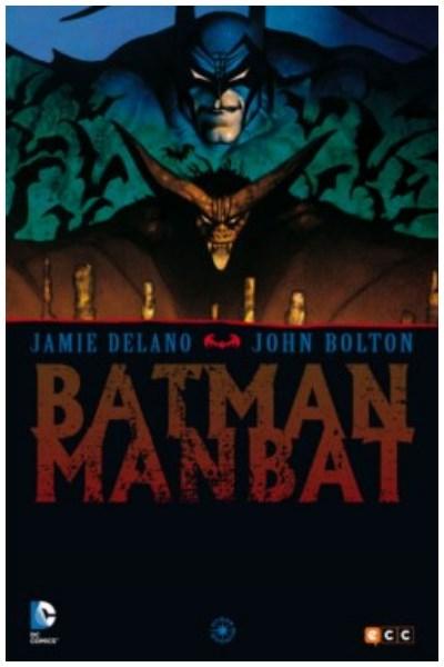 Comic Batman: Manbat (Línea Otros Mundos)