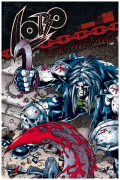 Comic Lobo: Los Siete Jodidos Magníficos