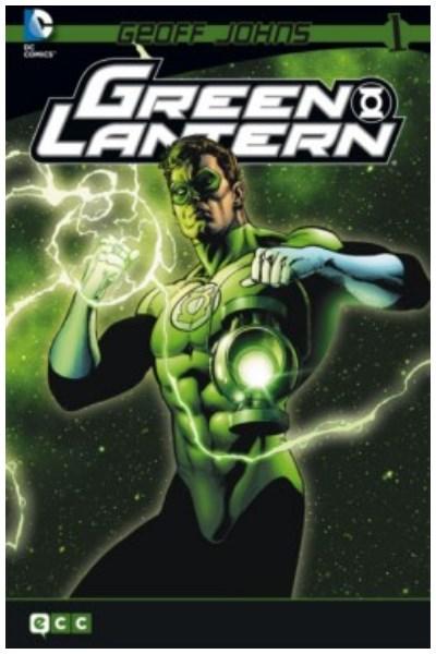 Comic Green Lantern De Geoff Johns Núm. 01 (Nueva Edición)