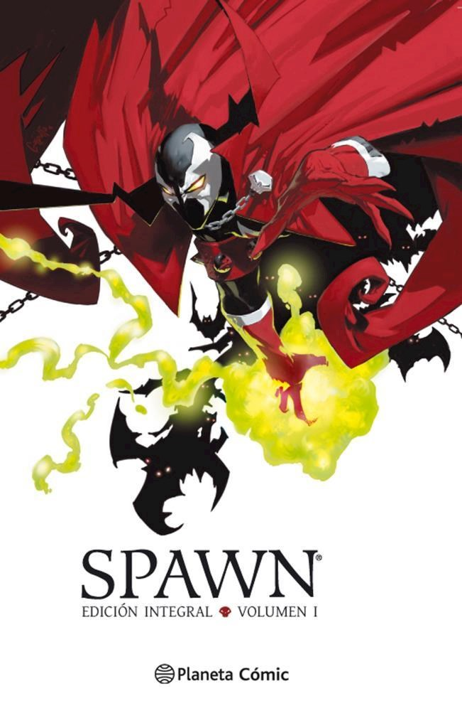 Comic Spawn (Integral) Nº 01 (Nueva Edición)