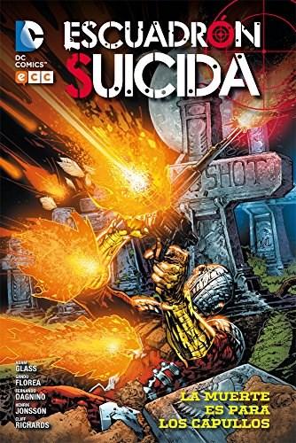 Comic Escuadrón Suicida: La Muerte Es Para Los Capullos