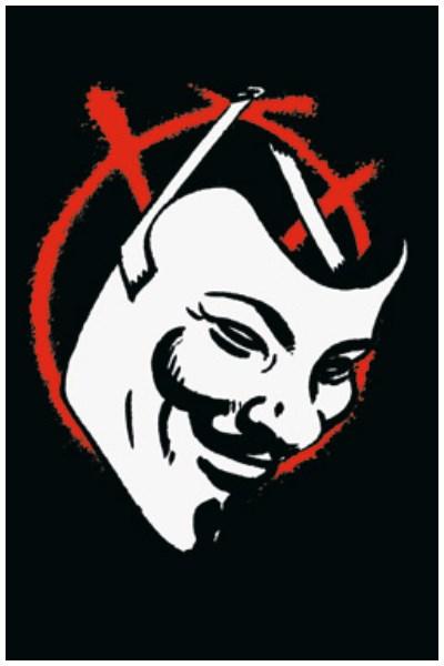 Comic V De Vendetta (Edición Deluxe) Usado Con Detalles