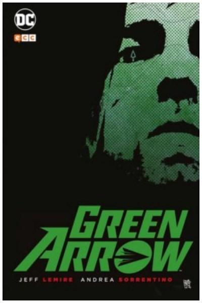 Comic Green Arrow De Jeff Lemire Y Andrea Sorrentino (Usado)