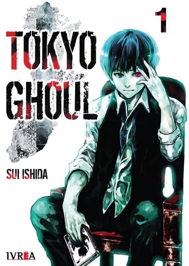 Manga Tokyo Ghoul 01