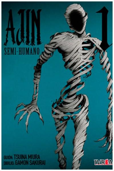 Manga Ajin - Semi-Humano 01