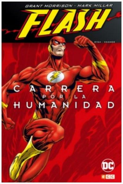 Comic Flash De Grant Morrison Y Mark Millar: Carrera Por La Humanidad