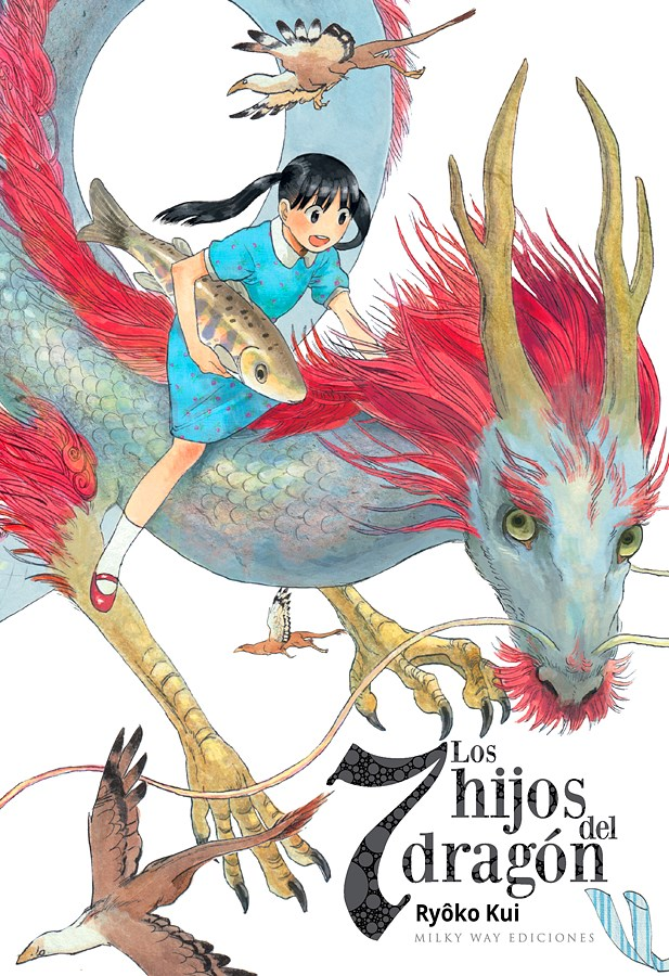Manga Los 7 Hijos Del Dragon