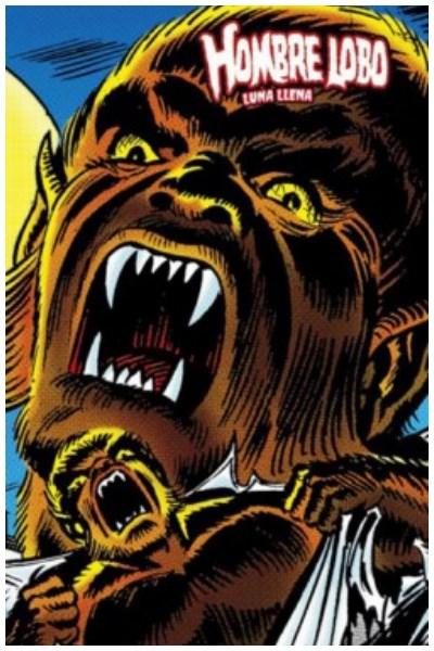 Comic Hombre Lobo 01 (De 3): Luna Llena (Marvel Limited Edition)