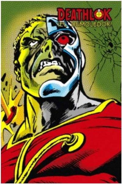 Comic Deathlok: ¡El Demoledor! (Marvel Limited Edition)