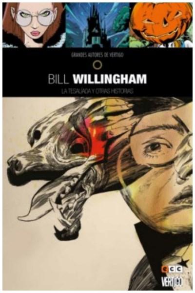 Comic Grandes Autores De Vertigo: Bill Willingham - La Tesalíada Y Otras Historias