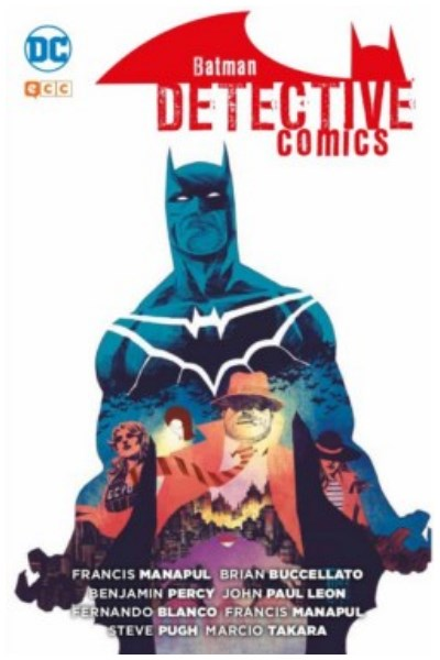 Comic Batman: Detective Comics Héroes Sangrientos
