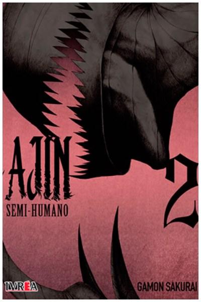 Manga Ajin - Semi-Humano 02
