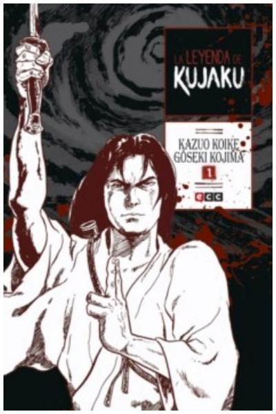 Manga La Leyenda De Kujaku Núm. 01 (De 2)
