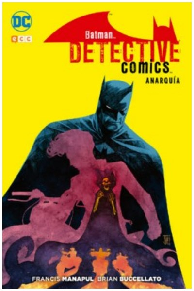 Comic Batman: Detective Comics - Anarquía