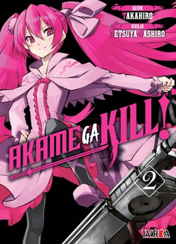 Manga Akame Ga Kill 02