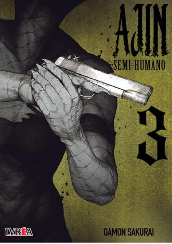 Manga Ajin - Semi-Humano 03