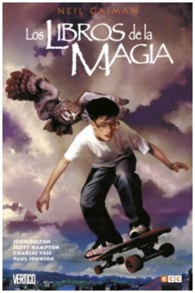 Comic Los Libros De La Magia (Nueva Edición)