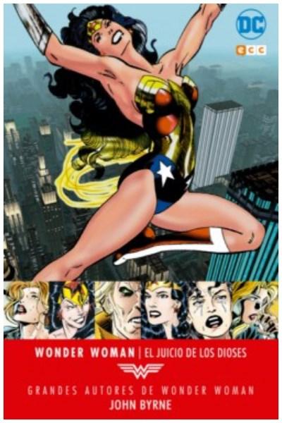 Comic Wonder Woman: El Juicio De Los Dioses (Grandes Autores De Wonder Woman: John Byrne)