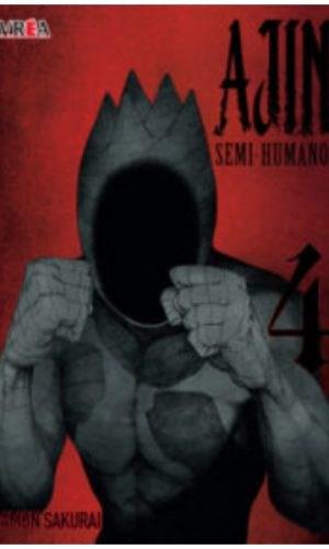 Manga Ajin - Semi-Humano 04