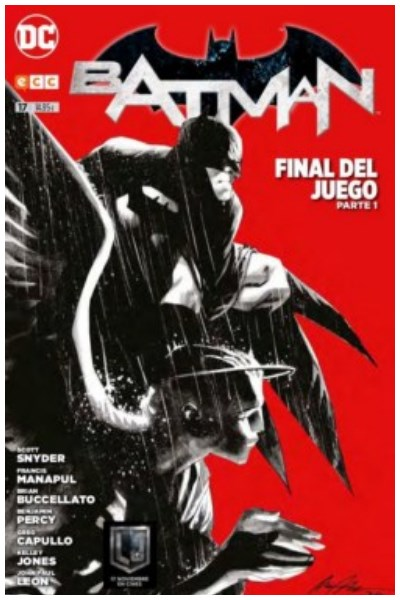Comic Batman Núm. 17: (Nuevo Universo Dc) (Reedición Trimestral) - Final Del Juego Parte 01