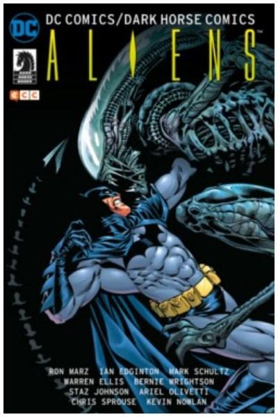 Comic Dc Comics/Dark Horse Comics: Aliens