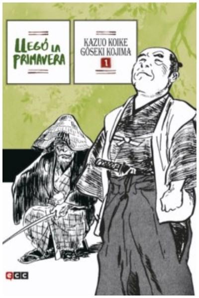 Manga Llegó La Primavera Núm. 01 (De 6)