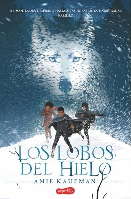 Papel Los Lobos Del Hielo