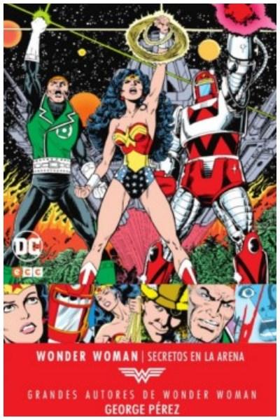 Comic Wonder Woman – Secretos En La Arena (Grandes Autores De Wonder Woman: George Pérez)