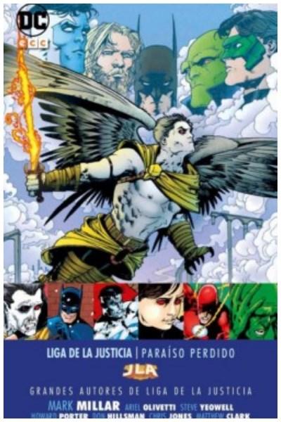 Comic Grandes Autores De La Liga De La Justicia: Mark Millar – Paraíso Perdido