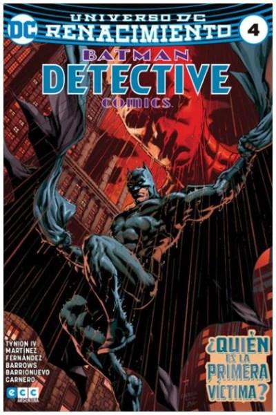 Comic Detective Comics (Batman) #04 (Renacimiento)