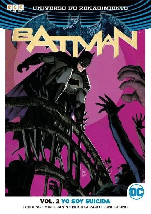 Comic Batman Vol. 02: Yo Soy Suicida