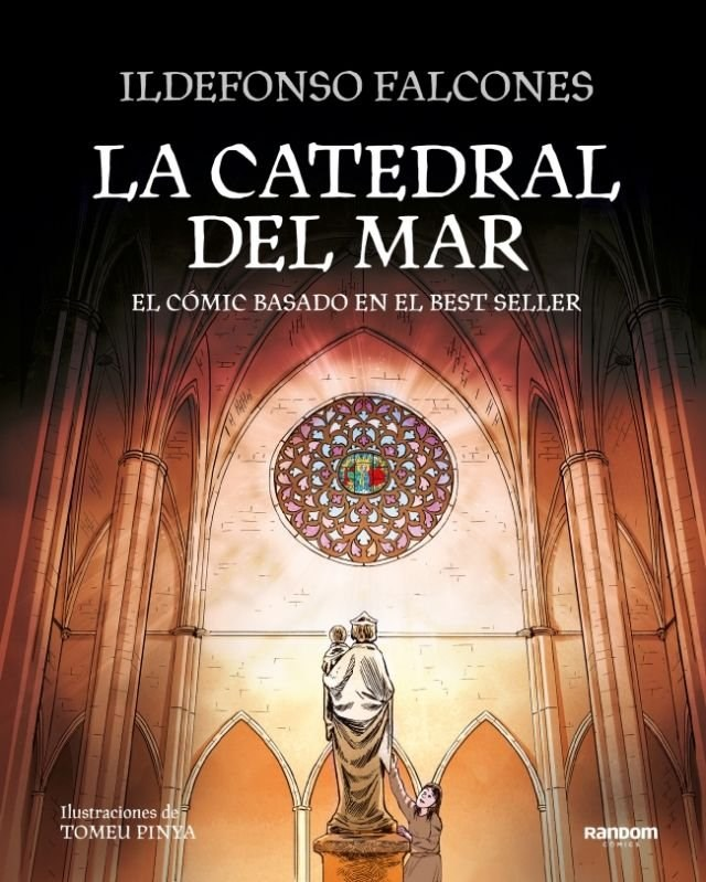 Papel La Catedral Del Mar (Comic)