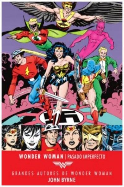 Comic Wonder Woman: Pasado Imperfecto (Grandes Autores De Wonder Woman: John Byrne)