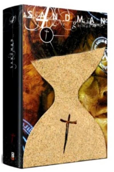 Comic Sandman: Edición Deluxe Vol. 04 (De 8): Vidas Breves/El Fin De Los Mundos - Edición Con Funda De Arena