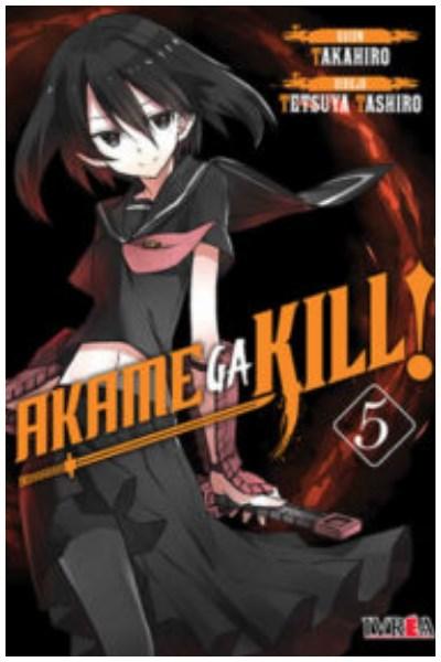 Manga Akame Ga Kill 05