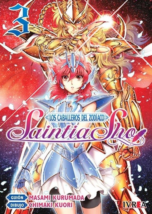 Manga Saintia Sho 03