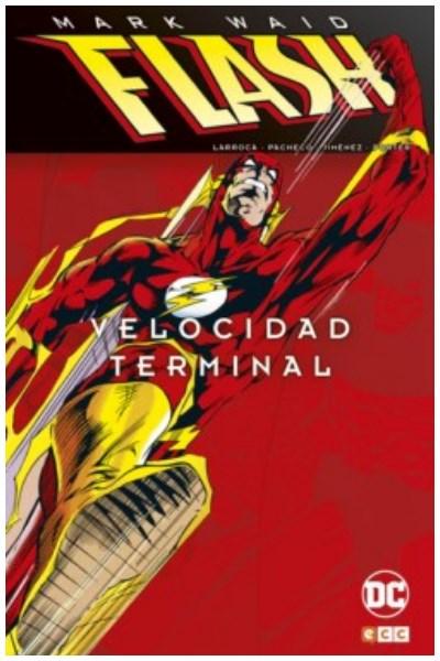 Comic Flash De Mark Waid 04: Velocidad Terminal