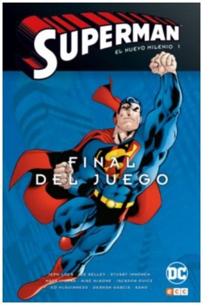 Comic Superman: El Nuevo Milenio Núm. 01 – Final Del Juego