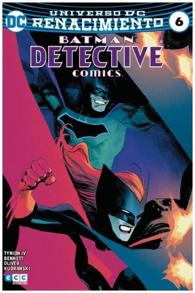 Comic Detective Comics (Batman) #06 (Renacimiento)
