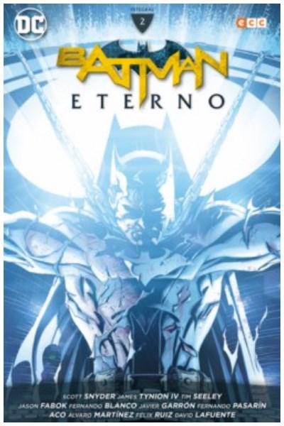 Comic Batman Eterno: Integral Vol. 02 (De 2)