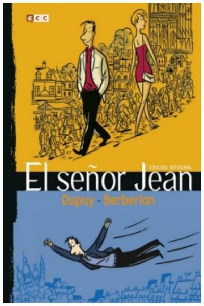 Comic El Señor Jean: Edición Integral