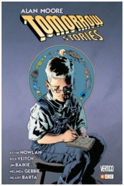 Comic Tomorrow Stories (Integral)